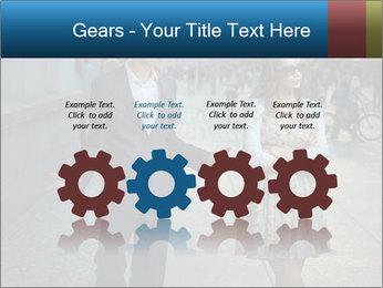 Couple Argue PowerPoint Templates - Slide 48