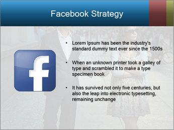 Couple Argue PowerPoint Templates - Slide 6