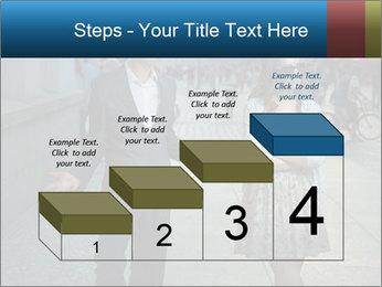 Couple Argue PowerPoint Templates - Slide 64