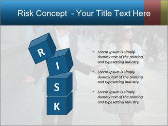 Couple Argue PowerPoint Templates - Slide 81
