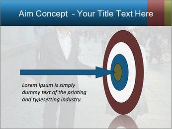 Couple Argue PowerPoint Template - Slide 83