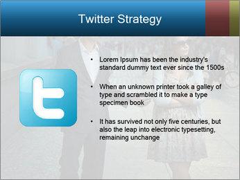 Couple Argue PowerPoint Templates - Slide 9