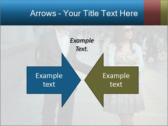 Couple Argue PowerPoint Template - Slide 90
