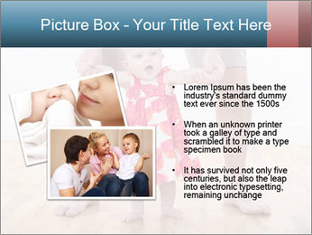 Father With Baby Girl PowerPoint Template - Slide 20