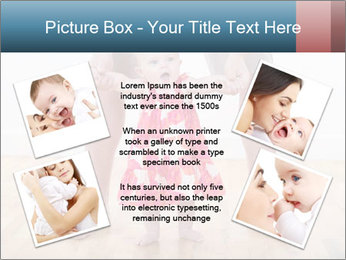 Father With Baby Girl PowerPoint Template - Slide 24