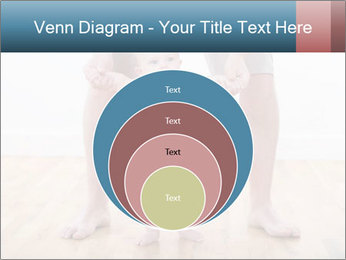Father With Baby Girl PowerPoint Templates - Slide 34