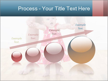 Father With Baby Girl PowerPoint Templates - Slide 87