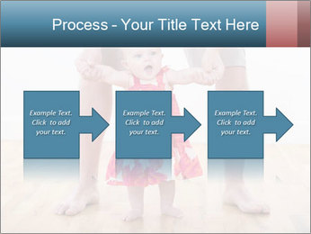 Father With Baby Girl PowerPoint Template - Slide 88