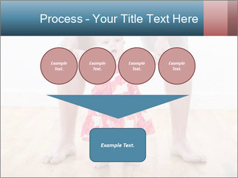 Father With Baby Girl PowerPoint Template - Slide 93