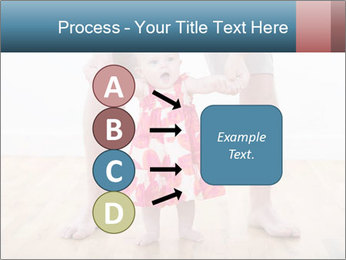 Father With Baby Girl PowerPoint Template - Slide 94