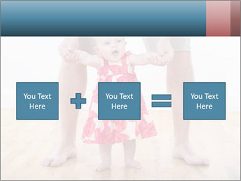 Father With Baby Girl PowerPoint Template - Slide 95
