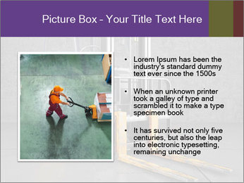 Lifter Machine PowerPoint Template - Slide 13
