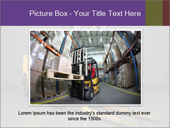 Lifter Machine PowerPoint Template - Slide 16