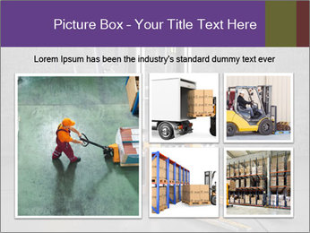 Lifter Machine PowerPoint Template - Slide 19