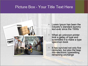 Lifter Machine PowerPoint Template - Slide 20