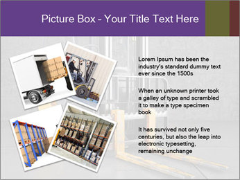 Lifter Machine PowerPoint Template - Slide 23