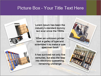 Lifter Machine PowerPoint Template - Slide 24