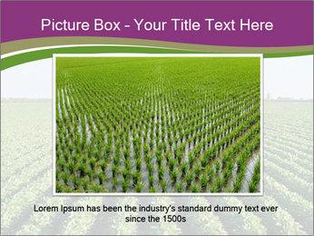 Green Field Till Horizon PowerPoint Template - Slide 15