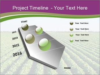 Green Field Till Horizon PowerPoint Template - Slide 26