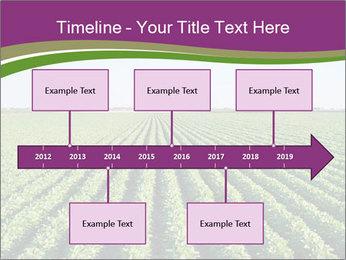 Green Field Till Horizon PowerPoint Template - Slide 28