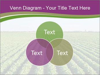 Green Field Till Horizon PowerPoint Template - Slide 33