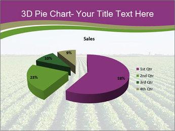 Green Field Till Horizon PowerPoint Template - Slide 35