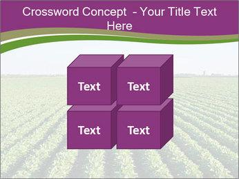 Green Field Till Horizon PowerPoint Template - Slide 39