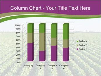 Green Field Till Horizon PowerPoint Template - Slide 50