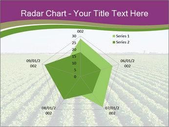Green Field Till Horizon PowerPoint Template - Slide 51