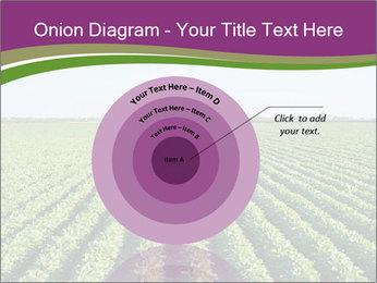 Green Field Till Horizon PowerPoint Template - Slide 61