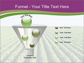Green Field Till Horizon PowerPoint Template - Slide 63