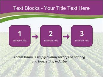Green Field Till Horizon PowerPoint Template - Slide 71