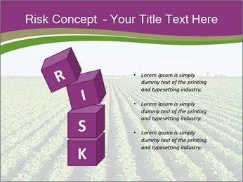 Green Field Till Horizon PowerPoint Template - Slide 81