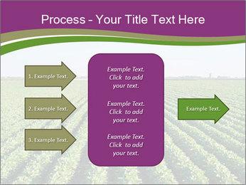 Green Field Till Horizon PowerPoint Template - Slide 85