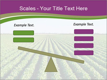 Green Field Till Horizon PowerPoint Template - Slide 89