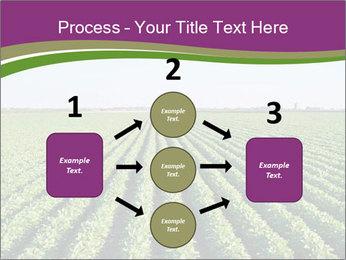 Green Field Till Horizon PowerPoint Template - Slide 92