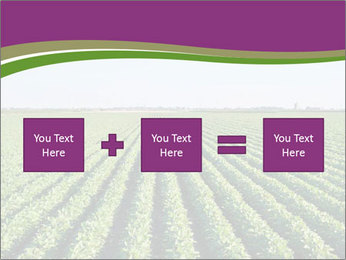 Green Field Till Horizon PowerPoint Template - Slide 95