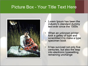 Candle Flame PowerPoint Template - Slide 13