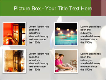 Candle Flame PowerPoint Template - Slide 14