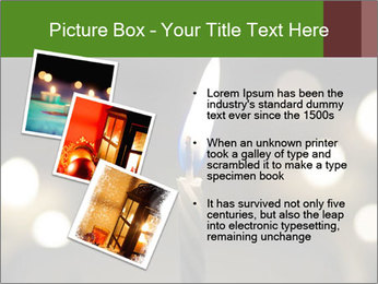 Candle Flame PowerPoint Template - Slide 17
