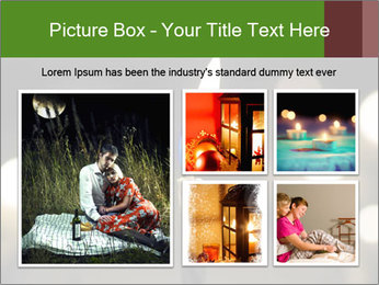 Candle Flame PowerPoint Template - Slide 19