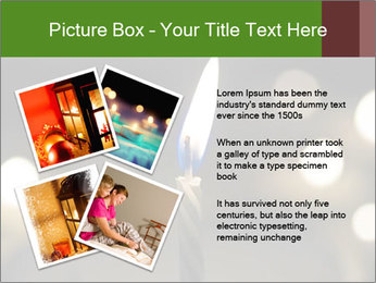 Candle Flame PowerPoint Template - Slide 23
