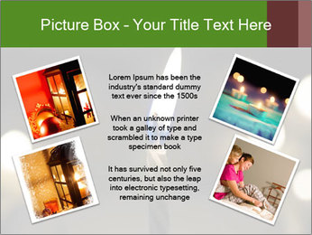 Candle Flame PowerPoint Template - Slide 24