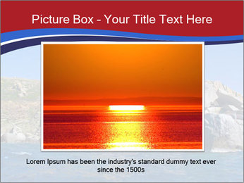 Lighthouse And Rock PowerPoint Templates - Slide 16