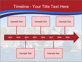 Lighthouse And Rock PowerPoint Templates - Slide 28