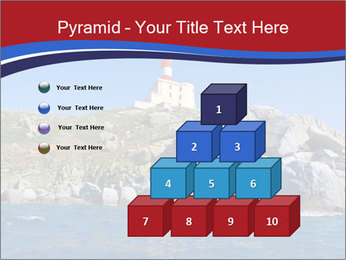 Lighthouse And Rock PowerPoint Templates - Slide 31