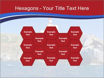 Lighthouse And Rock PowerPoint Templates - Slide 44