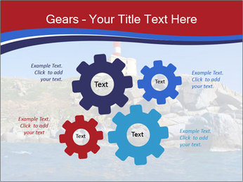 Lighthouse And Rock PowerPoint Templates - Slide 47