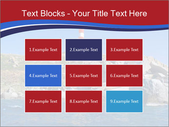 Lighthouse And Rock PowerPoint Templates - Slide 68