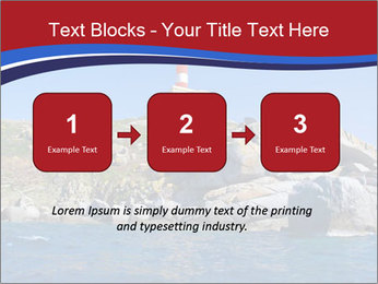 Lighthouse And Rock PowerPoint Templates - Slide 71
